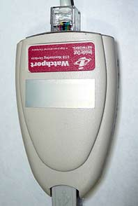 Watchport//H Humidity//Temperature Sensor